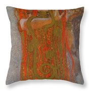 Hygieia Throw Pillow