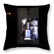 Hypnos Rome Throw Pillow