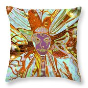 I Am From Mars I Come In Peace Throw Pillow