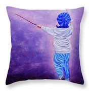 I Am The King Of The World 2 - Yo Soy El Rey Del Mundo 2 Throw Pillow