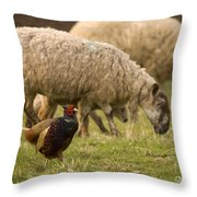 I Am The Shepperd Throw Pillow