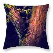I Am Tree Throw Pillow