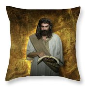 I Am Watching To See That My Words Come True Throw Pillow
