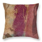 I Am Woman  Yes I Am Throw Pillow