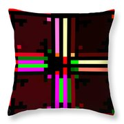 I Am Your Servant 8 Throw Pillow by Eikoni Images