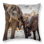 I Can Do It Too Throw Pillow
