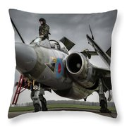 I Can See The Pub From Here Throw Pillow