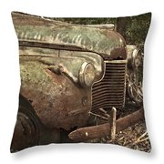 I Could Use A Push Throw Pillow