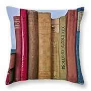 I Dare You Et Al. Throw Pillow