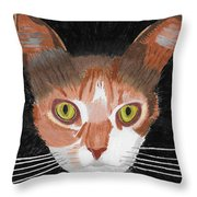 I Do Live Very Well Throw Pillow