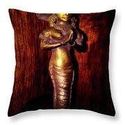 I Dream Of Genie Throw Pillow