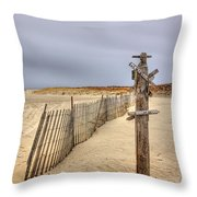 I Dream Of Maui... Throw Pillow by Evelina Kremsdorf