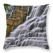 I Fall For You Throw Pillow by Evelina Kremsdorf