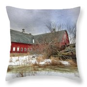 I Fall To Pieces Throw Pillow