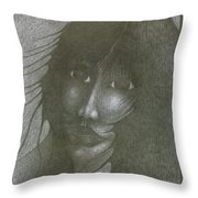 I Fear Throw Pillow