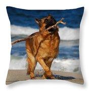 I Got It - German Shepherd Dog Throw Pillow