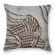 I Have A Dream - Tile Throw Pillow
