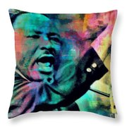 I Have A Dream Throw Pillow