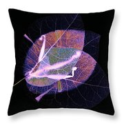 I Have Many Faces Number Six Throw Pillow
