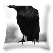 I Have U Throw Pillow