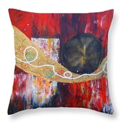 I Hear Music Throw Pillow