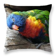 I Hear You Throw Pillow