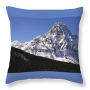I Love The Mountains Of Banff National Park Throw Pillow