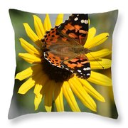I Love Your Nectar Throw Pillow