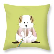 I Miss You,so Much Throw Pillow