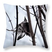I Missed Again Throw Pillow