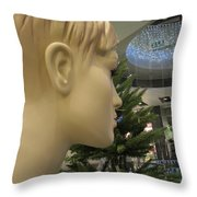 I Profile You Throw Pillow