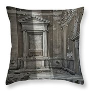 I Saw The Light - Ho Visto La Luce Throw Pillow