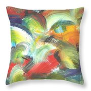 I See Birds Throw Pillow