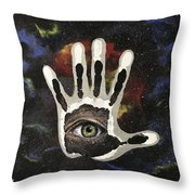 I See You All Throw Pillow