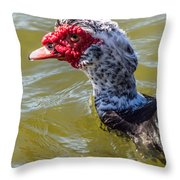 I See You There Throw Pillow
