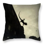 I Shot #8 Throw Pillow