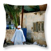 I Should Have Loved Her The Way I Felt Throw Pillow