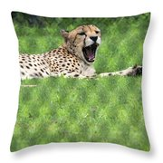 I Think I Need A Nap Throw Pillow