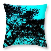 I Think That I Shall Never See A Poem Lovely As A Tree Throw Pillow