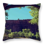 I Want To Be With You Throw Pillow