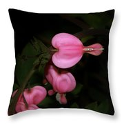 I Want To Bloom My Way Throw Pillow