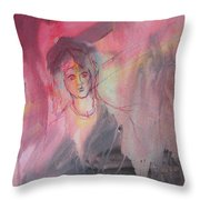 I Wish I Could Hear The Blues You Sing To Yourself Throw Pillow