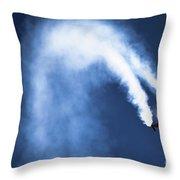 Iaf F-15i Throw Pillow