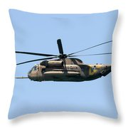 Iaf Sikorsky Ch-53 Helicopters Throw Pillow