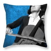 Ian Maksin Throw Pillow