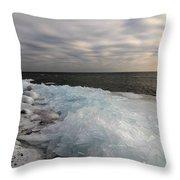 Ice 2018 # 7 Throw Pillow