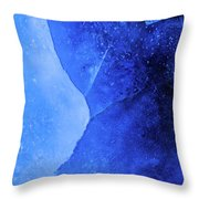 Ice Art #222 Throw Pillow