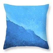 Ice Art #224 Throw Pillow