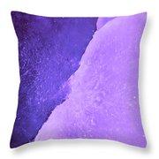 Ice Art #225 Throw Pillow