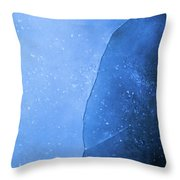 Ice Art #226 Throw Pillow